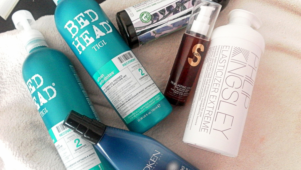 ombre haircare products
