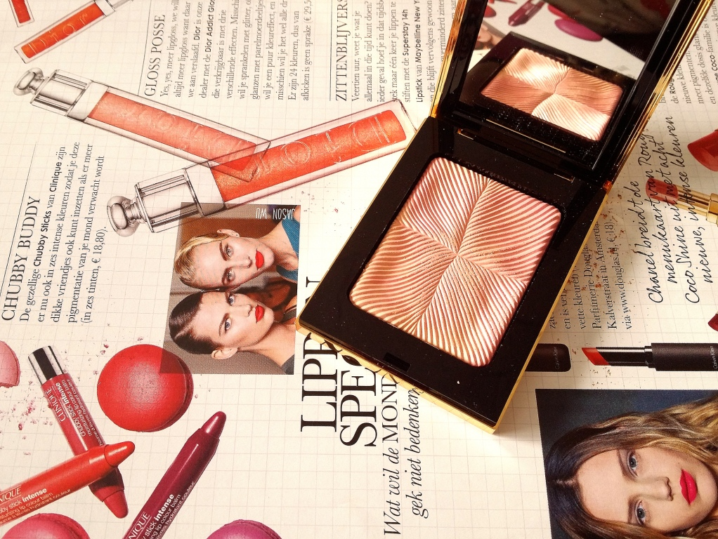 yves saint laurent rosy blush
