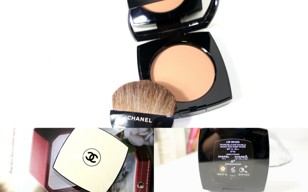 chanel healthy glow 40