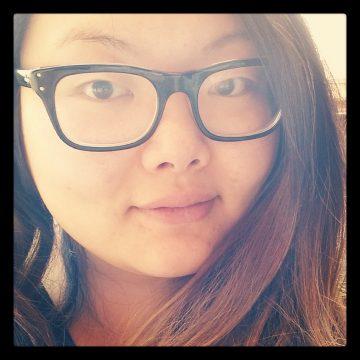 Instagram selfie met bril en zonder make-up