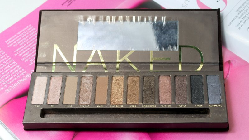 naked 1 palette urban decay