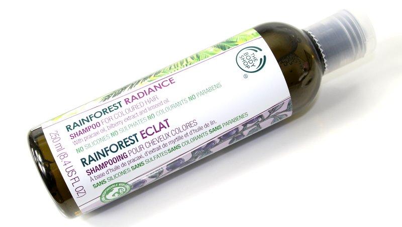tbs rainforest radiance shampoo