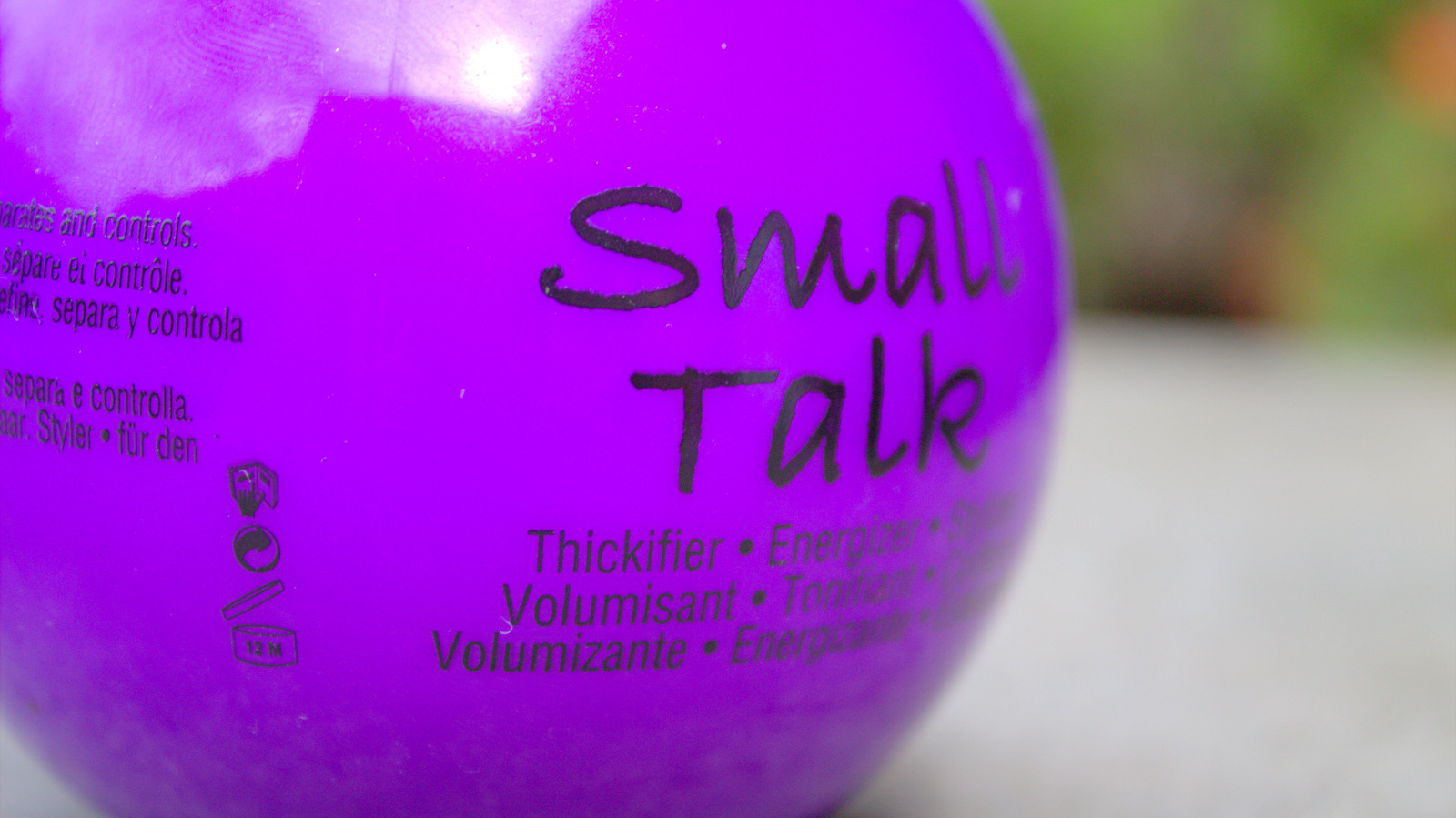tigi small talk