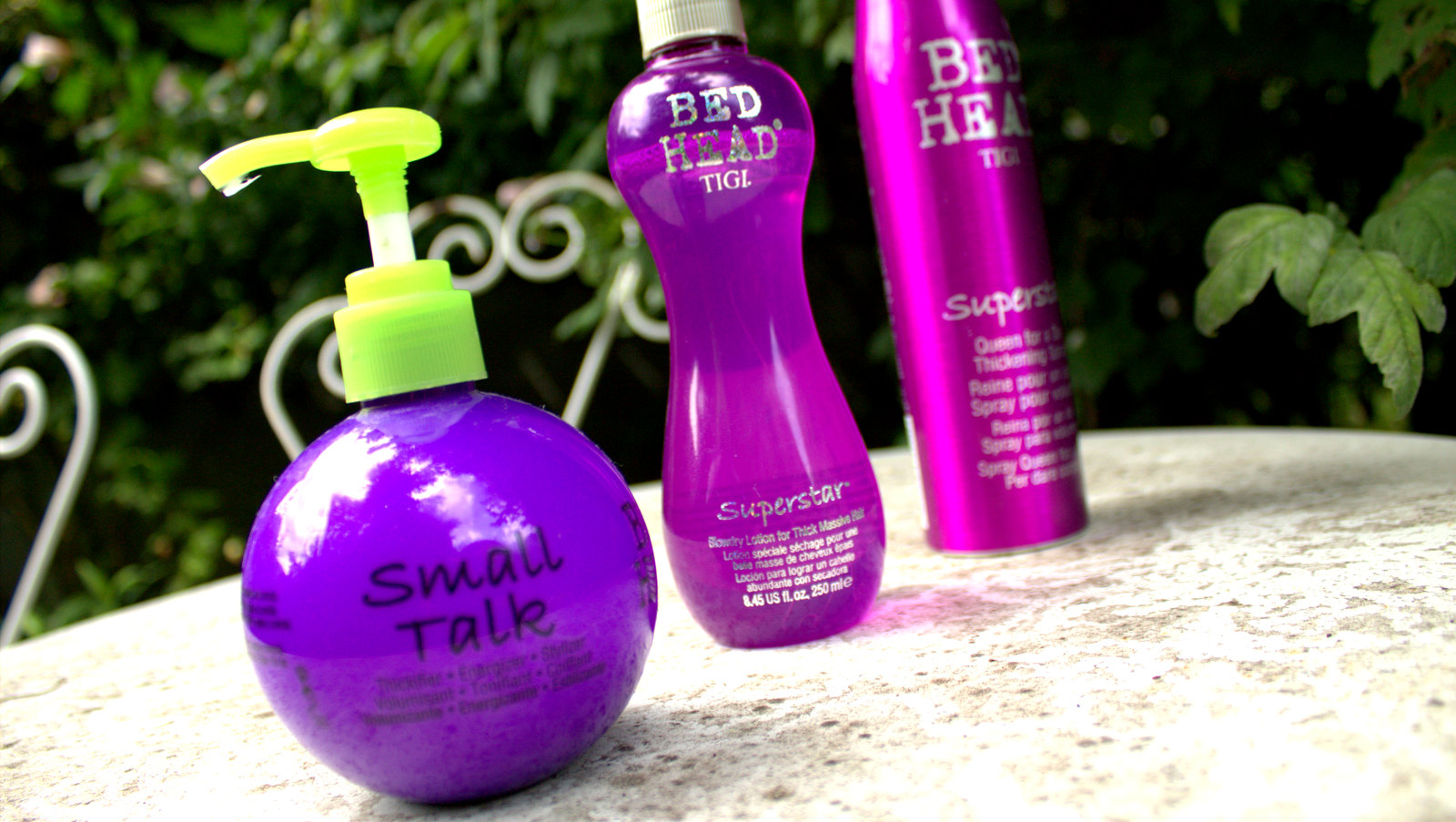 tigi volume products