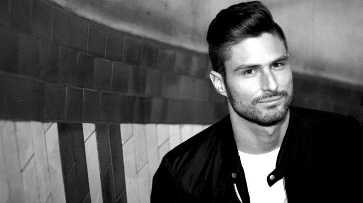 Olivier Giroud Photo-Shoot