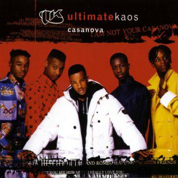 En als je zo oud bent als ik, dan denk je bij chaos uiteraard aan Ultimate Kaos. I am not your casanova: no you're not :) . bron